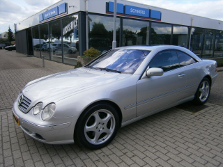 Mercedes-Benz-CL-Klasse